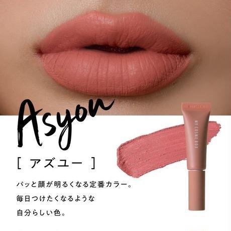 my mat lip paint asyou