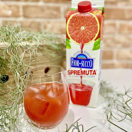 カンポグランデ 冷凍ブラッドオレンジジュース