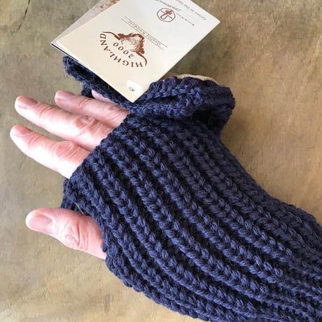 HIGHLAND2000 FINGERLESS MITTEN with SUEDE