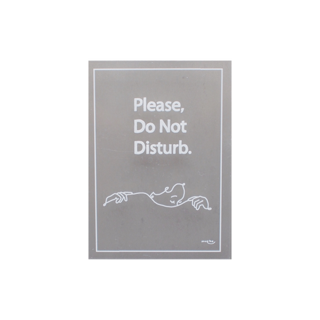 Do Not Disturb STICKER(clear)
