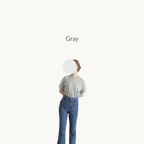 """Do Not Disturb"" Tee (Gray)"