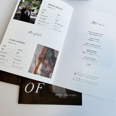 ABOUT PROFILE BOOK