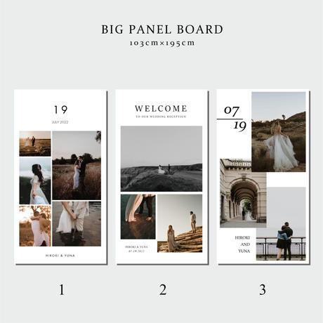 BIG PANEL  103×195