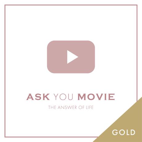 プロフィールムービー / ASK YOU MOVIE / GOLD PLAN