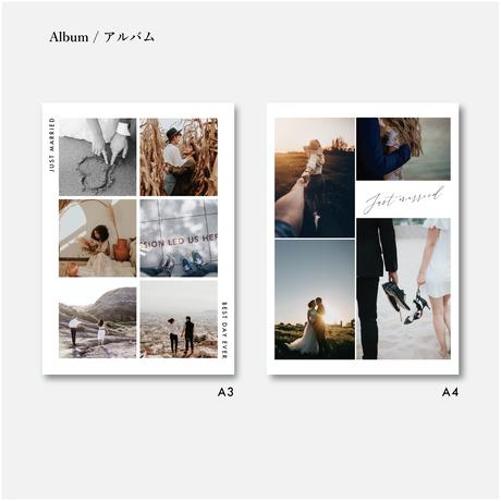 PROFILE BOOK / SILVER PLAN