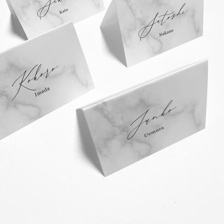 NAME CARD MARBLE 08