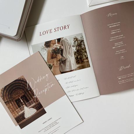 PROFILE BOOK / GOLD PLAN / DESIGN JOURNAL