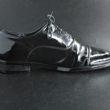 ★リーガル REGAL 25.5cm 特別価格★ 1点限り!黒 ブラック 内羽根 ストレートチップ ビジネスシューズ スーツ 革靴 本革 革 靴