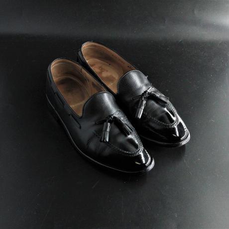 ★リーガル REGAL 26.5cm 特別価格★ 1点限り!黒 ブラック タッセルローファー ビジネスシューズ カジュアル スーツ 革靴 本革 革 靴