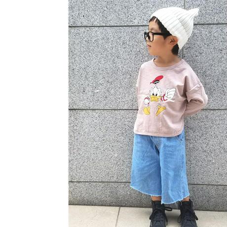 韓国子供服 ✭ ドナルドロンTee ✭