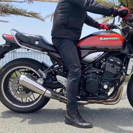 G-Series KAWASAKI Z900RS シートASSY製品【ZⅡパターン・艶有りブラック】0110