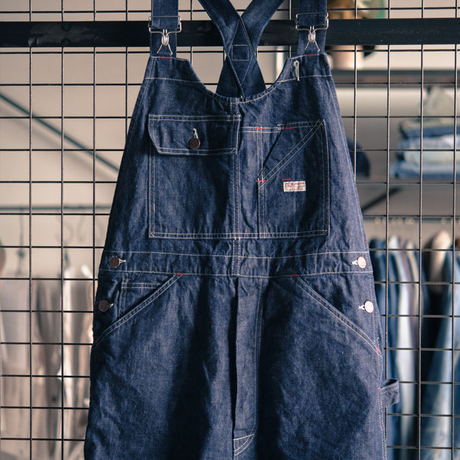 TCB JEANS - Tabby's Overall