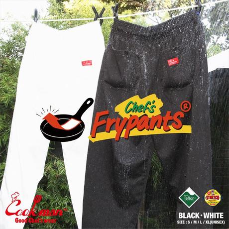 COOKMAN - Chef's Frypants 「Black」