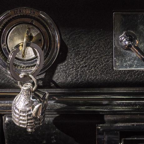 PORKCHOP - P's Guardian Bell (Silver)