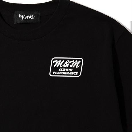 MASSES × M&M CUSTOM PERFORMANCE - 80s T PRINT S/S T-SHIRT