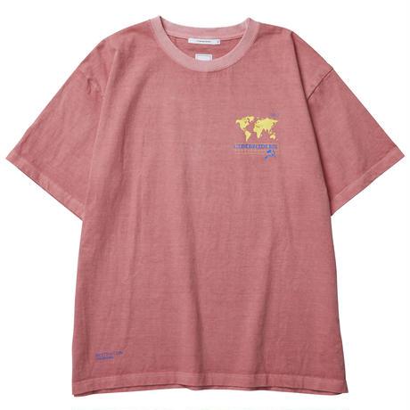 LIBERAIDERS - KOCMOC TEE (ピンク)