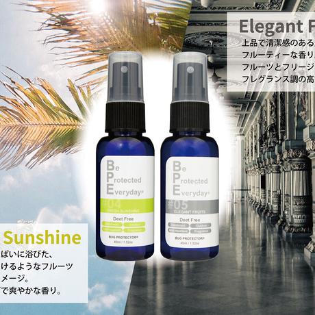 """BPE Fabric Spray - """"香りを楽しむ虫よけ"""" 45ml"""