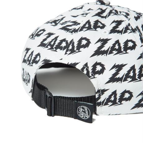 COOTIE - Zap All Over 6 Panel Flat Visor Cap