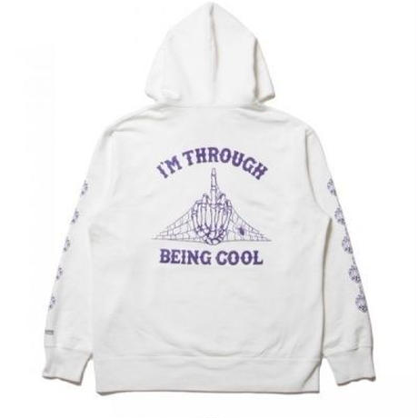 COOTIE -  Print Pullover Parka (I'M THROUGH BEING COOL)