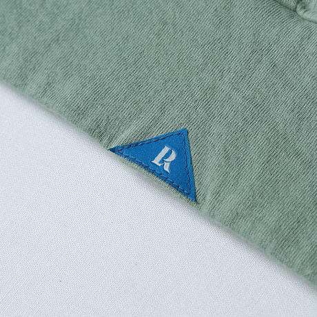 LIBERAIDERS - 2LAYER CREWNECK (SAGE)