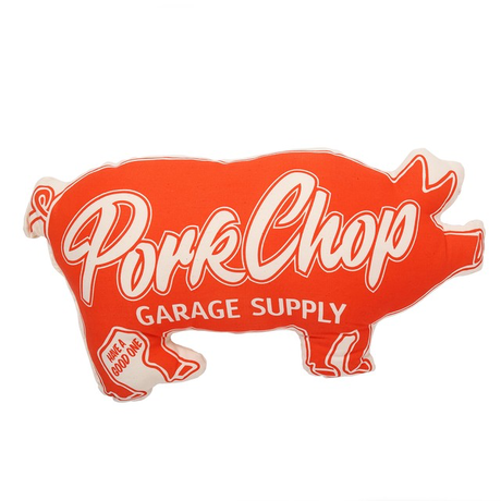 PORKCHOP - PORK CUSHION/ORANGE