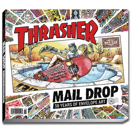 Thrasher- Mail Drop Book