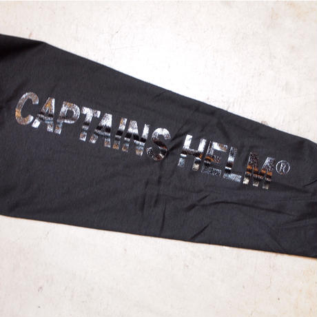 CAPTAINS HELM- TRADEMARK CITY L/S TEE (BLACK)