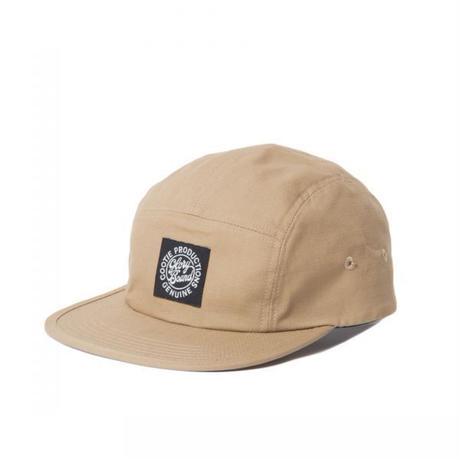 COOTIE - RIPSTOP 5PANEL JET CAP