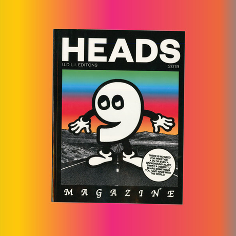 UDLI Editions - HEADS MAGAZINE #9