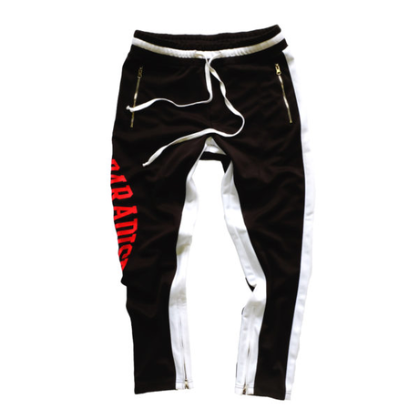 Renowned LA - Paradise Track Pants (Black)