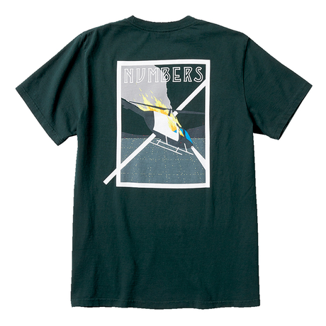 NUMBERS edition - ITO DOWNWARD SPIRAL - S/S T-SHIRT