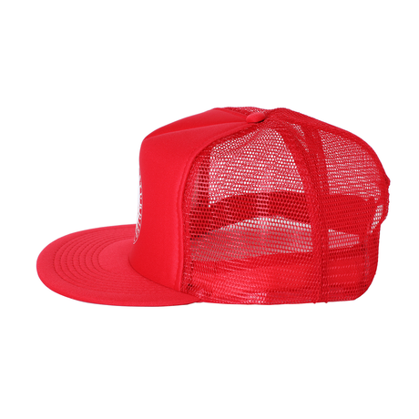 PORKCHOP - CIRCLE PORK CAP (RED)