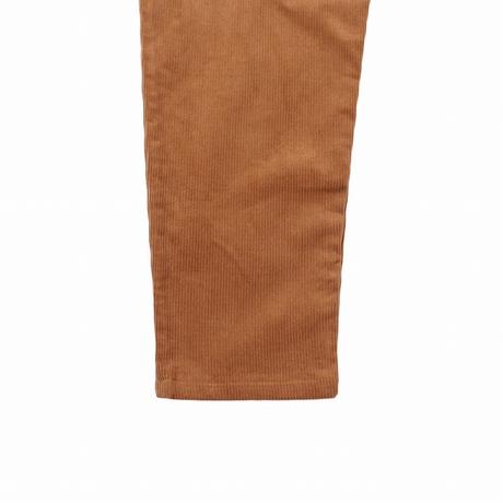COOKMAN - Chef Pants 「Corduroy」Brown