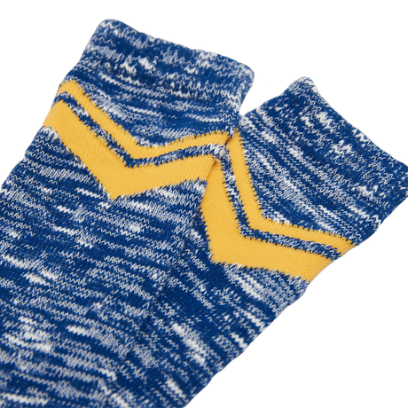 SURF SKATE CAMP - V Line Socks NVY