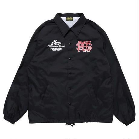 PORKCHOP - WING PORK COACH JKT (BLACK)