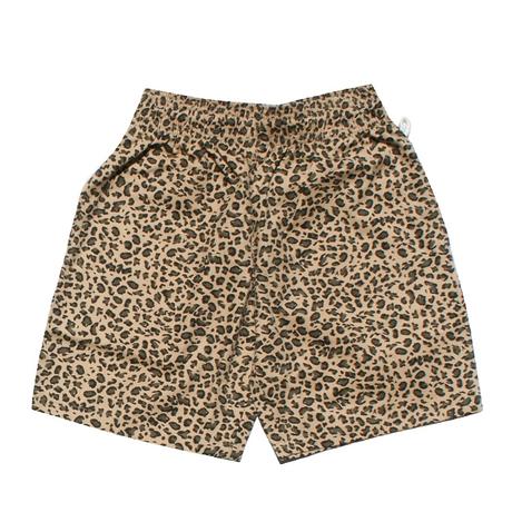 COOKMAN - Chef ショート Pants 「Leopard」