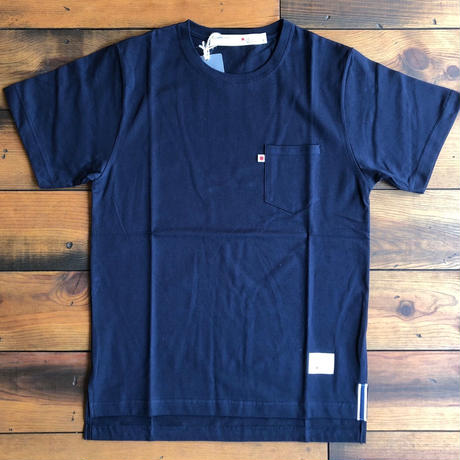 BLUE SAKURA - STEP T-SHIRT【ネイビー】