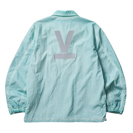 LIBERAIDERS - OVERDYED VICTORY COACH JACKET (MINT)