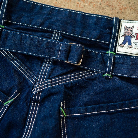 TCB JEANS - Tabby's Work Pants ( TCB×Second Sunrise)