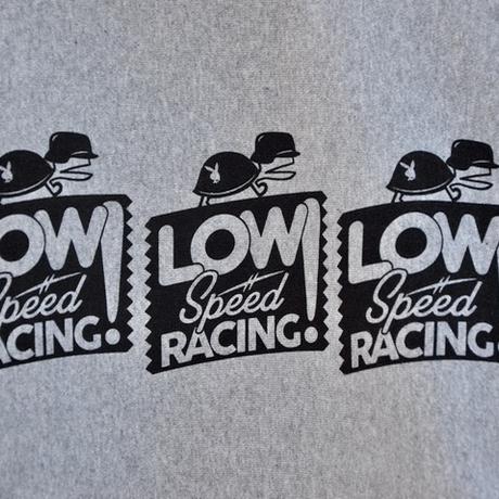 NAOSHIYA CUSTOM FACTORY - LOW SPEED RACING パーカー (グレー)
