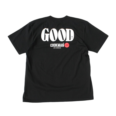 COOKMAN - T-shirts 「 GOOD 」