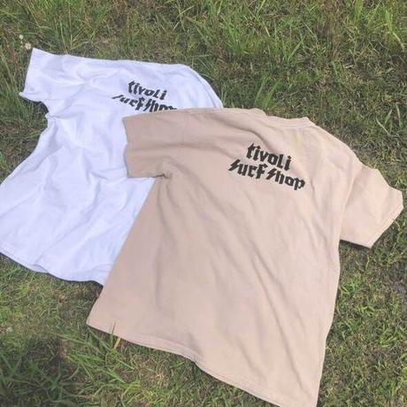 "tivoLi surf shop - T Shirts""POPPER"""