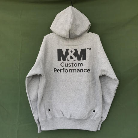 M&M - HEAVY PARKA 21 MSW-001 (GRAY)
