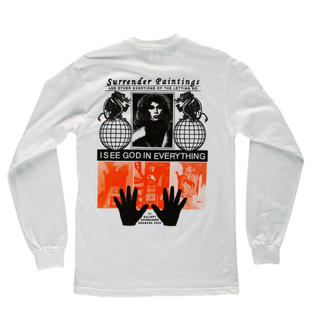 UDLI Editions - THE SURRENDER PAINTINGS SHIRT