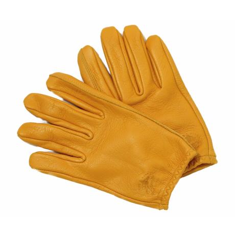 LAMP GLOVES - Utility Gloves ショート (キャメル)