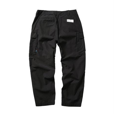 LIBERAIDERS - 6POCKET ARMY PANTS (BLACK)