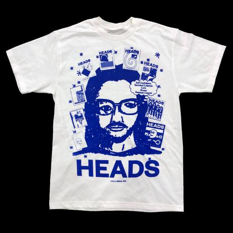 UDLI Editions - HEADS RETROSPECTIVE TEE