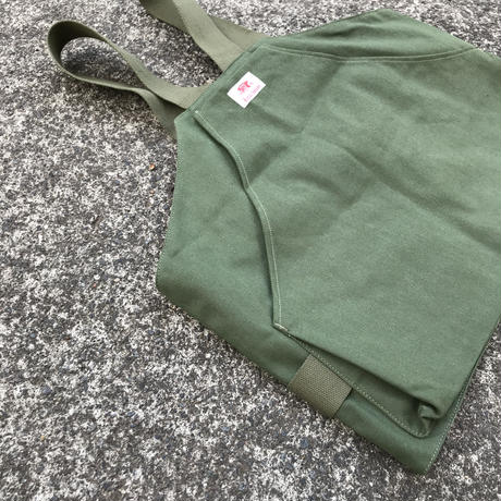 ROUND HOUSE - CANVAS FISHING VEST (カーキ)