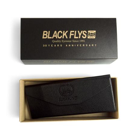 BLACK FLYS - FLY VINCENT - CLEAR GREEN /GREY