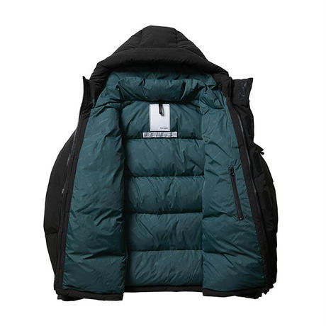 Liberaiders®︎ - MOUNTAIN RANGE DOWN JACKET III (BLACK)